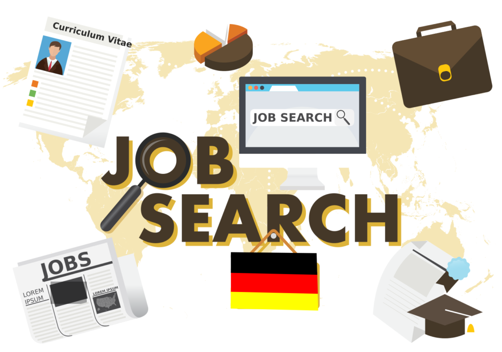 Applying in Germany – Jobs, Internships and Part Time Work