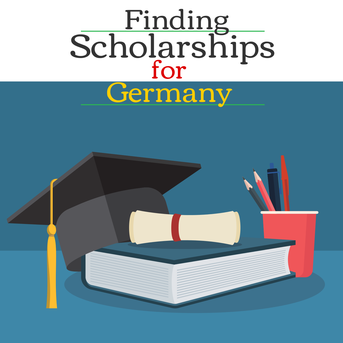 Scholarships for Studying in Germany