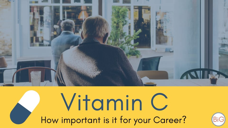 Vitamin C: How important it is for your Career?