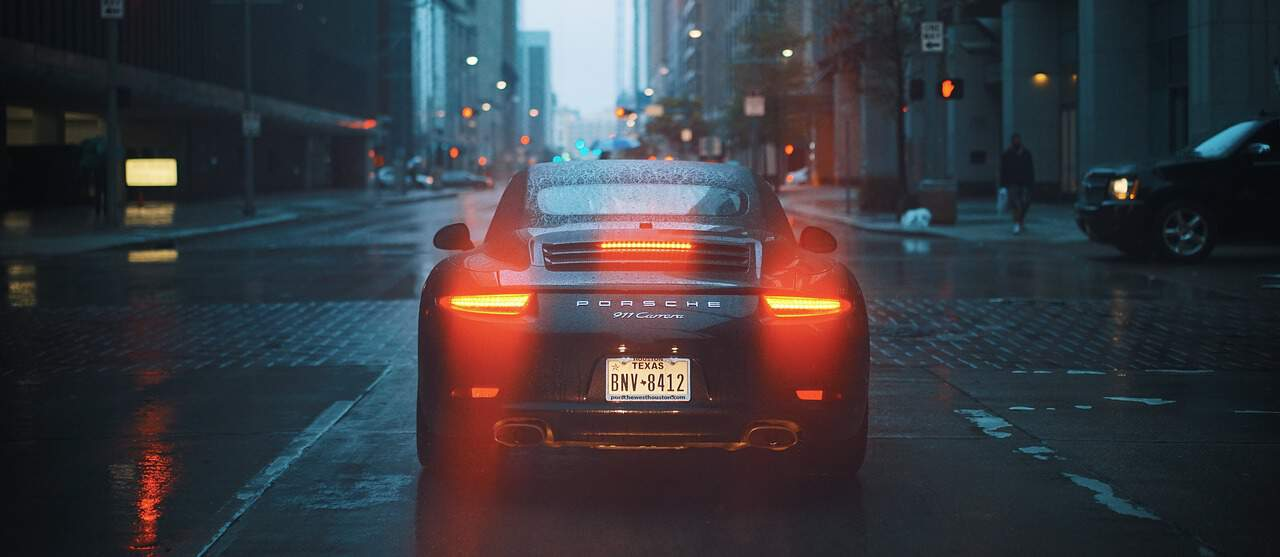 Your Fancy Dreams of Buying a Porsche