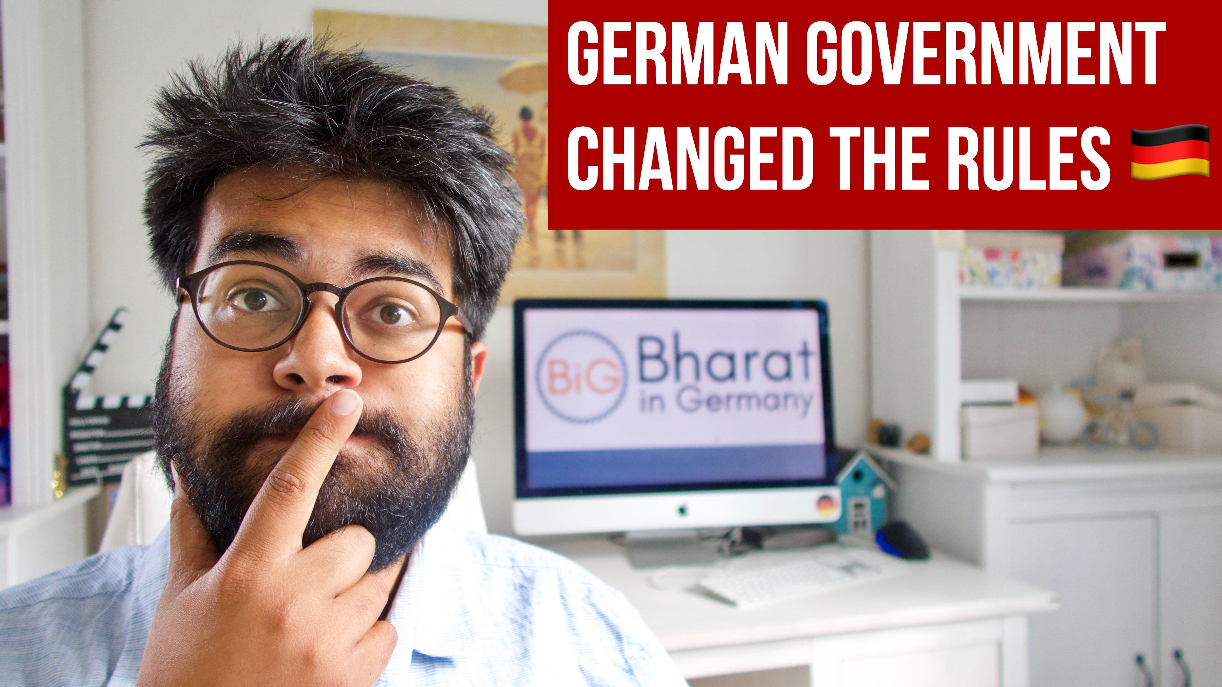German Government changes Laws: Blocked Account just got more expensive!