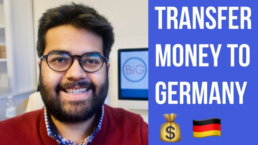 Bharat explains how to transfer money via InstaReM to Germany