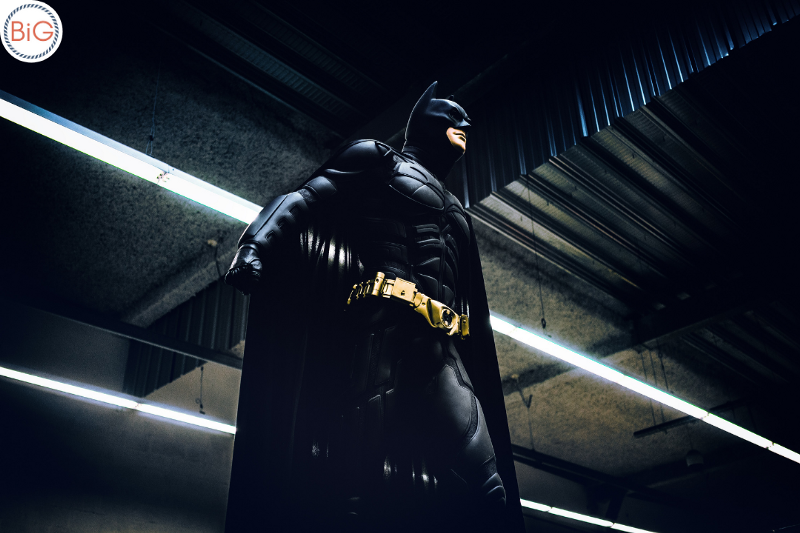 10 Lessons – Batman can easily help you become the BEST!