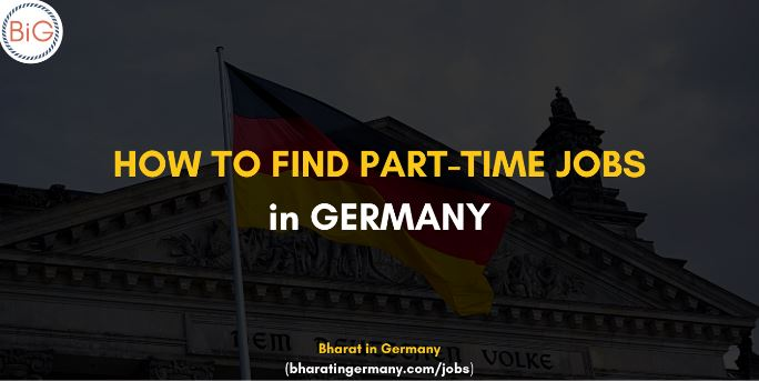 How to find part time jobs in Germany