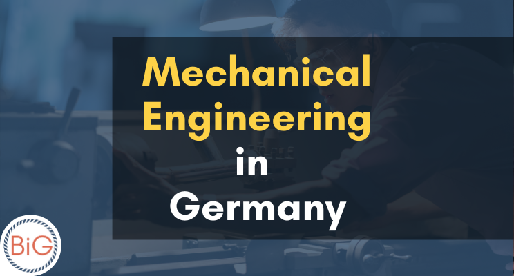 Studying Mechanical Engineering in Germany